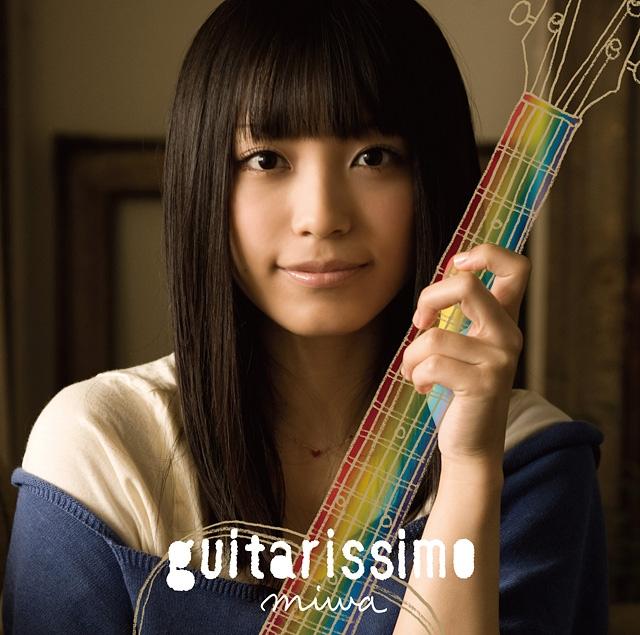miwa - guitarissimo Album | Musictea